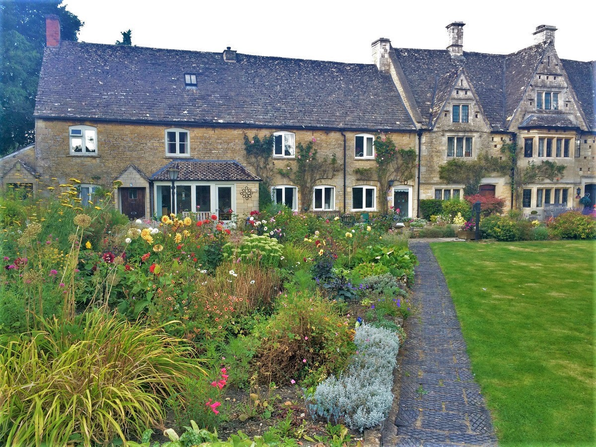 A house in the Cotswolds, England