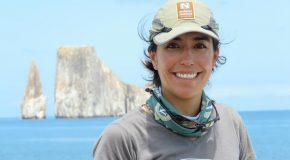 International Women's Day: Spotlight on Nat Hab Guide Josy Cardoso