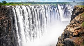 Video: Nature's Force in Full View at Victoria Falls