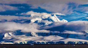 Antarctica Snow Is Made of Stardust