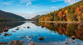Video: Fall Colors in Acadia National Park