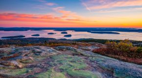 Highlights of Maine's Mount Desert Island and Acadia National Park