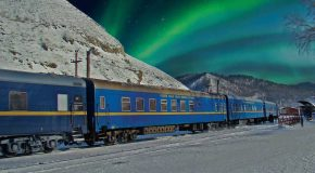 The Golden Eagle: A Luxury Train Trip Across the Arctic
