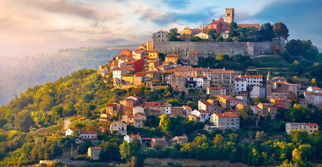 Nat Hab travelers will hunt for truffles in the Motovun woods, Istria