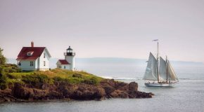 Boating in Maritime Maine